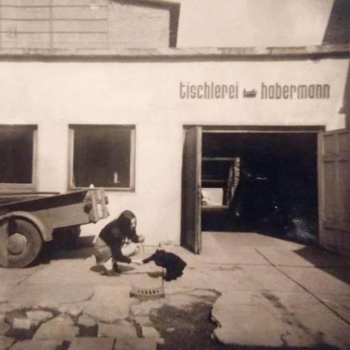 Tischlerei Habermann 1963