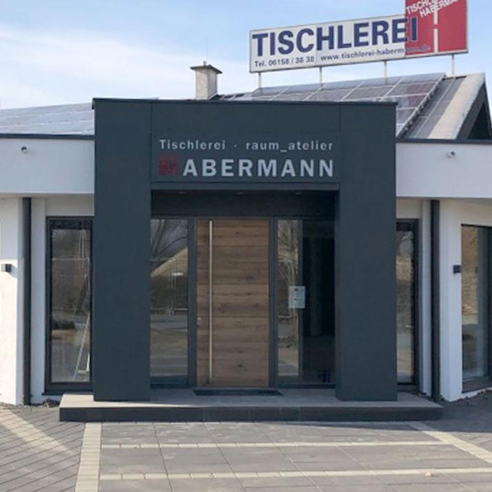 Tischlerei Habermann 2018