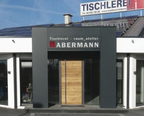 Tag der offenen Tür in der Tischlerei Habermann in Riedstadt