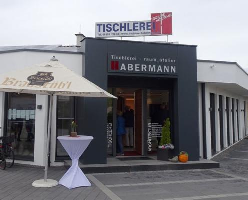 Tag der offenen Tür in der Tischlerei Habermann